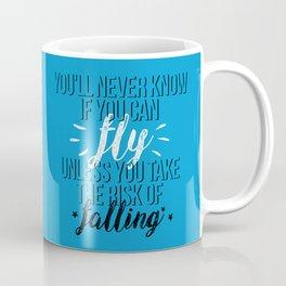 You'll Never Know Coffee Mug