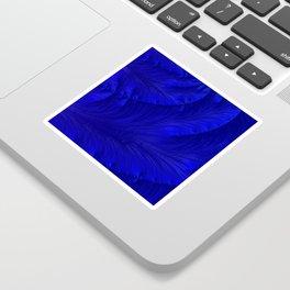 Renaissance Blue Sticker