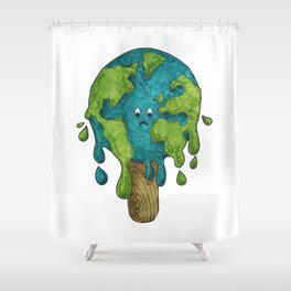 Need to Chill Shower Curtain