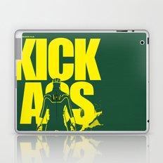 KICK ASS Laptop & iPad Skin