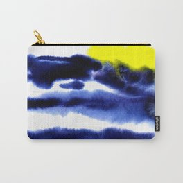 Watercolor bright abstraction Carry-All Pouch