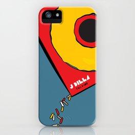 J Dilla - Fall in Love iPhone Case