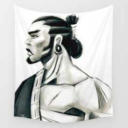 My Ronin Wall Tapestry