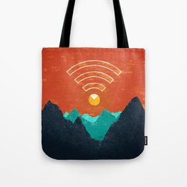 OUT OF OFFICE Tote Bag