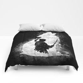 The Lone Samurai Comforters