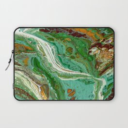 Forest Tide Laptop Sleeve