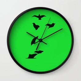 The freeing Wall Clock