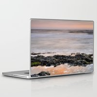marine Laptop & iPad Skins featuring Marine life by Guido Montañés