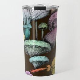 Shrooms Travel Mug