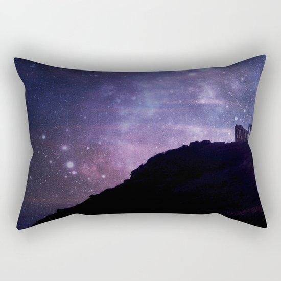 Temple of Poseidon Rectangular Pillow