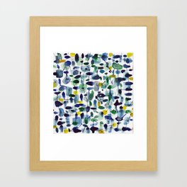 Places 1 Framed Art Print