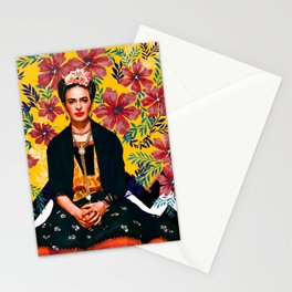 Frida Tropical Stationery Cards