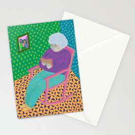 Lila Stationery Cards