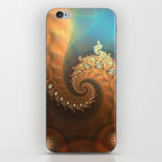 Celestial Staircase iPhone & iPod Skin