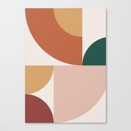 Abstract Geometric 13 Canvas Print