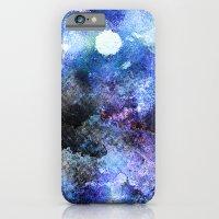 Winter Night Orchard iPhone 6s Slim Case