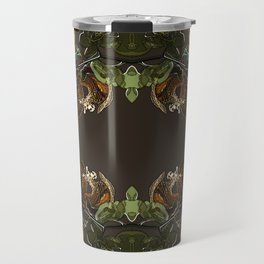 Orchid garden 2 Travel Mug