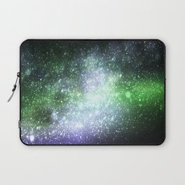 Falling sparkles Laptop Sleeve