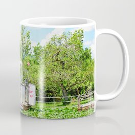 Everglades Safari Boat Coffee Mug