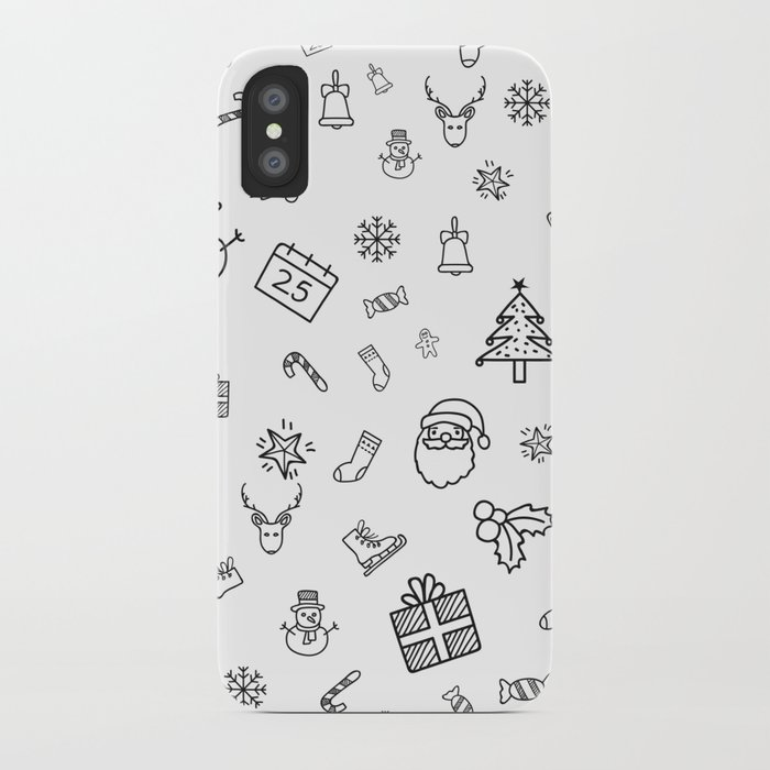 X-mas is coming iPhone Case