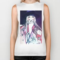 insects Biker Tanks featuring Red insects by The Prophet A