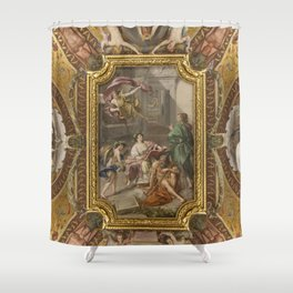 Vatican IV, Rome Shower Curtain