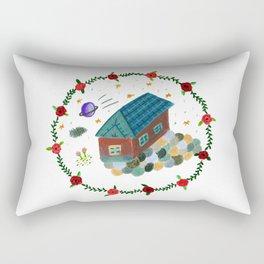 Their House Rectangular Pillow