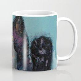 Ninja Kitten Coffee Mug
