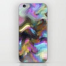 Crazy Quartz iPhone Skin