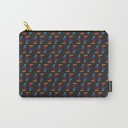 Parallel Lines Colourful #2 Carry-All Pouch