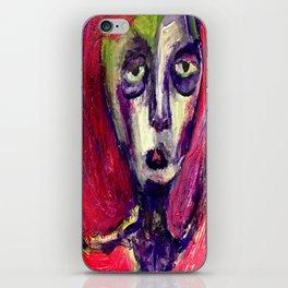Her Moss. iPhone Skin