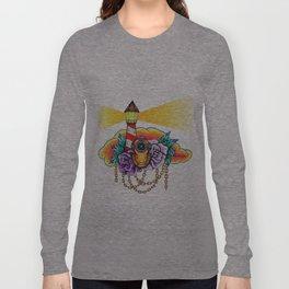 Nautical Light. Long Sleeve T-shirt