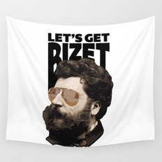 Let's get Bizet Wall Tapestry