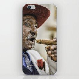 Welcome to Havana iPhone Skin