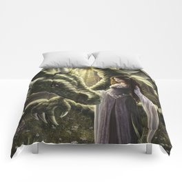 To Meet a Dragon Comforters
