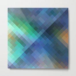 van mozaik 45#02 Metal Print
