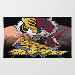 Tiger Mask W 1 Rug