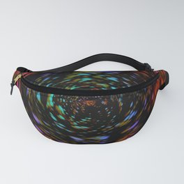 Into The Rainbow Fanny Pack