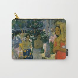"""Paul Gauguin """"Orana Maria (Hail Mary)"""" Carry-All Pouch"""