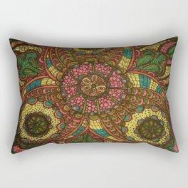 HAZARDOUS KALIEDOSCOPE Rectangular Pillow