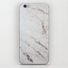 Glitter Marble Dream #1 #decor #art #society6 iPhone Skin