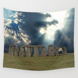 Stonehenge IV Wall Tapestry