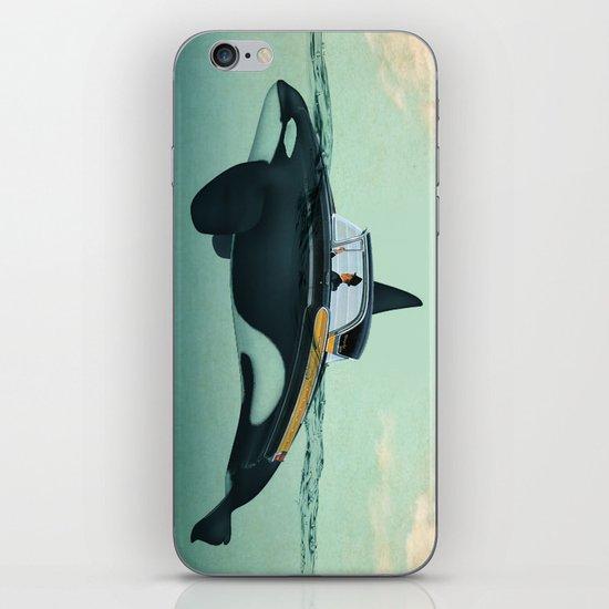 The Turnpike Cruiser of the sea iPhone & iPod Skin
