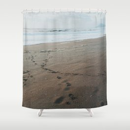 Ocean tranquility Shower Curtain
