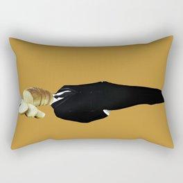 Ele é um Pão !! Rectangular Pillow