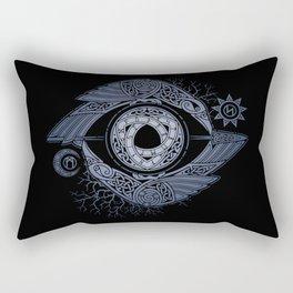 ODIN'S EYE Rectangular Pillow