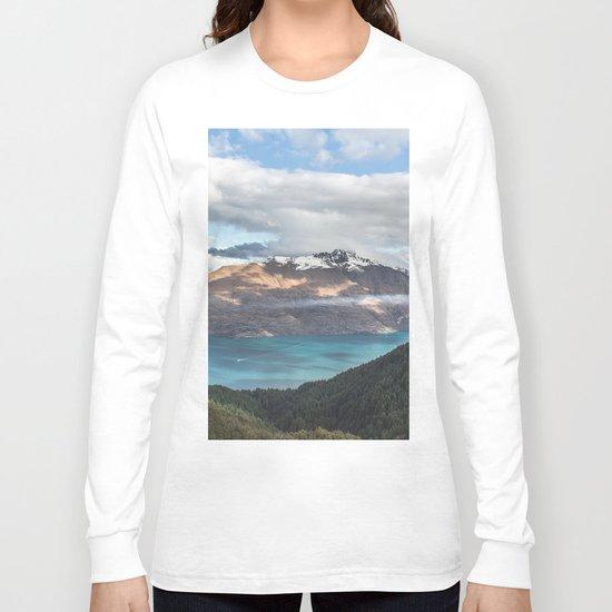 Island clouds Long Sleeve T-shirt