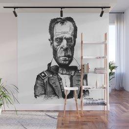 General William Tecumseh Sherman Wall Mural