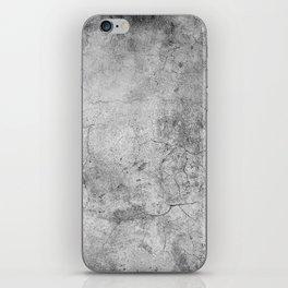 Concrete Cement iPhone Skin