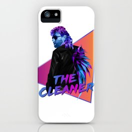 Kenny Omega polygonal iPhone Case